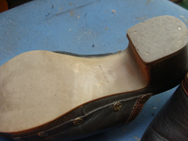 靴修理してみま専科 靴底修理