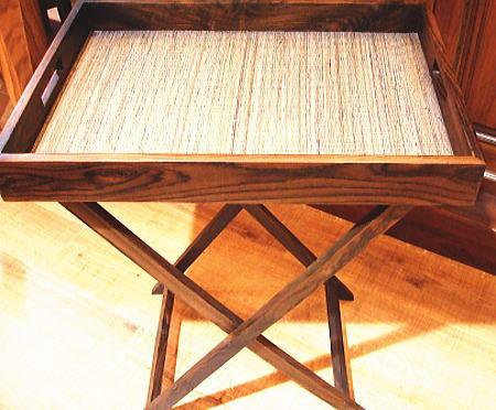 折畳み式トレー
