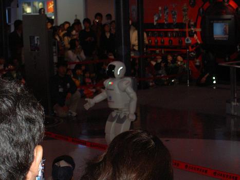 ASIMOちゃん