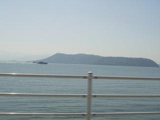 能古島を望む