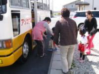 IMG_0447スクールバスへ