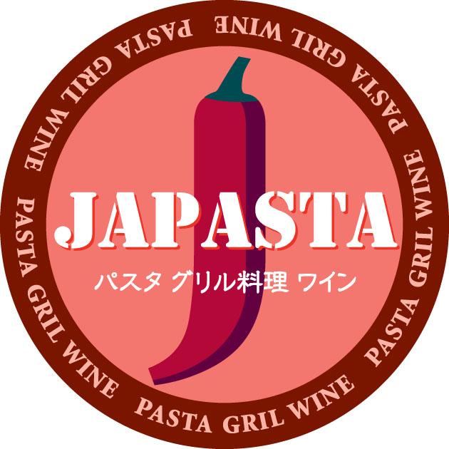 JAPASTAロゴ(唐辛子)