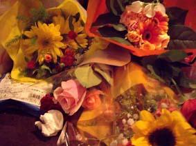 サテンドール花