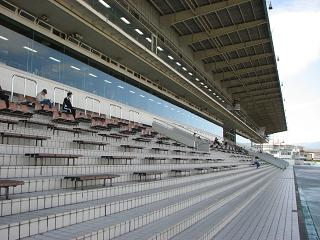 園田競馬場スタンド