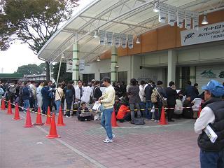 名古屋JBC入場