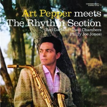 Art Pepper Meets The Rhythm Section  Contemporary S 7018