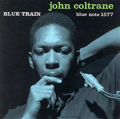 John Coltrane Blue Train Blue Note BLP 1577