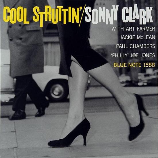 Sonny Clark Cool Struttin Blue Note BLP 1588
