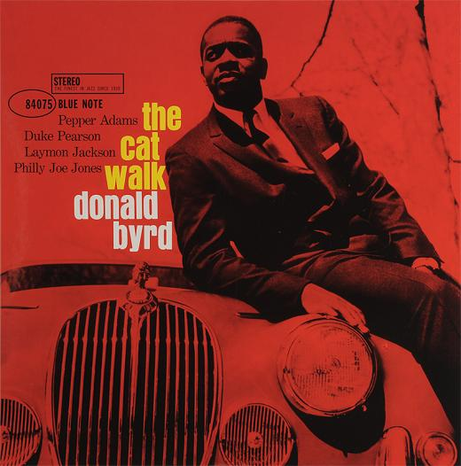 Donald Byrd The Cat Walk Blue Note BST 84075