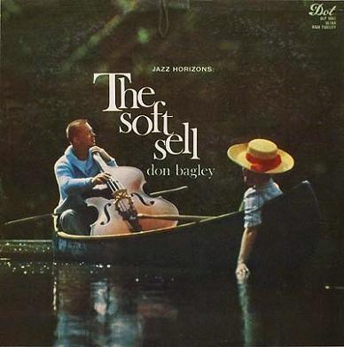 Don Bagley The Soft Sell Dot DLP 9007