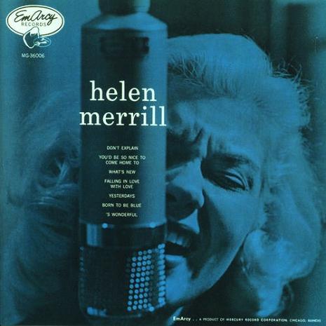 Helen Merrill EmArcy MG 36006
