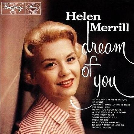Helen Merrill Dream Of You Emarcy MG 36078