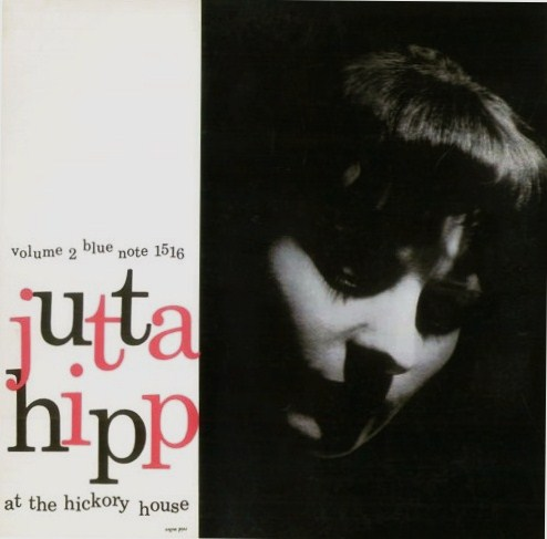 Jutta Hipp At The Hickory House vol.2 Blue Note BLP 1516