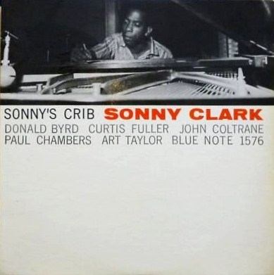 Sonny Clark Sonnys Crib Blue Note BLP 1576
