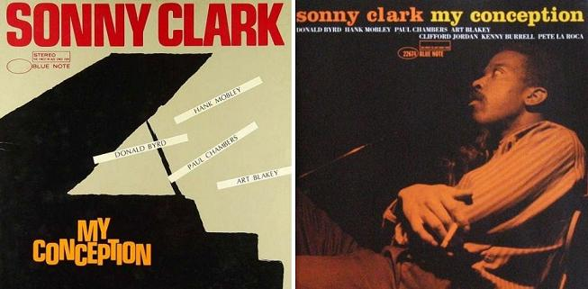 Sonny Clark My Conception Blue Note