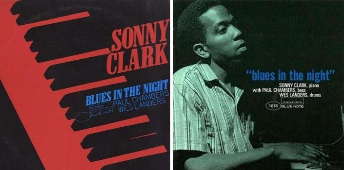 Sonny Clark Blues In The Night Blue Note