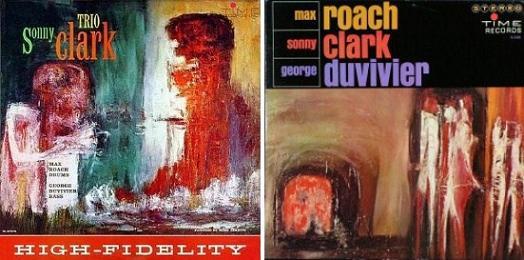 Sonny Clark Trio Time