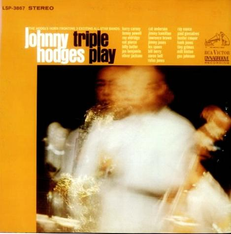 Johnny Hodges Triple Play RCA Victor LSP-3867