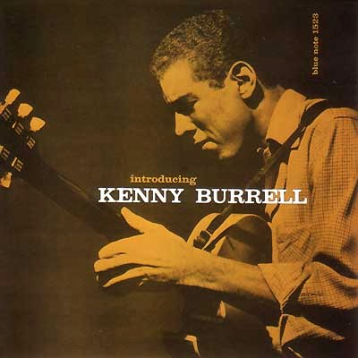 Kenny Burrell Introducing Blue Note BLP 1523