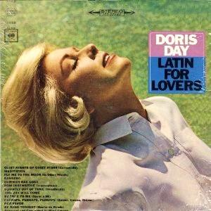 Doris Day Latin For Lovers Columbia CS 9110