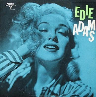 Edie Adams The Charming Miss... RKO ULP-135