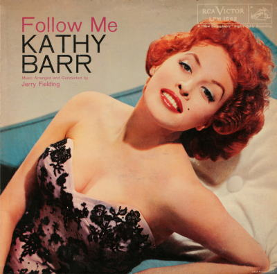 Kathy Barr Follow Me RCA Victor LPM-1562