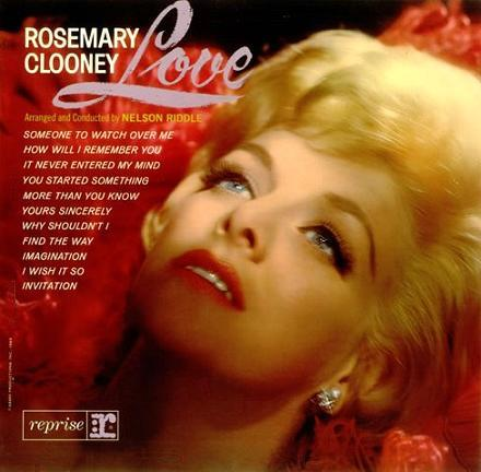 Rosemary Clooney Love Reprise R-6088
