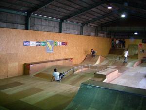 花川スケートパーク画像2