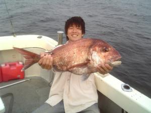 Fishing June 2009