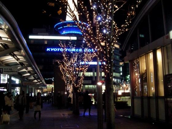 京都駅クリスマス 023