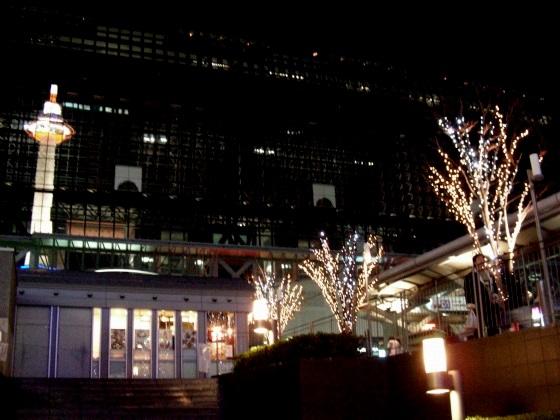京都駅クリスマス 010