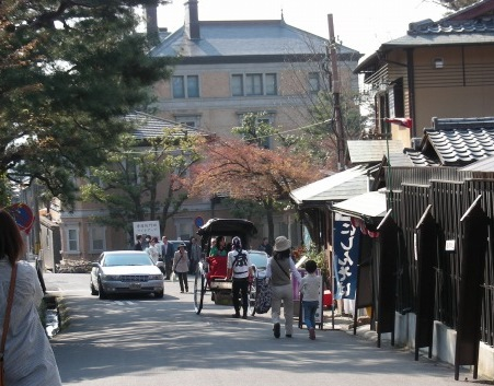 円山高台寺桜 095
