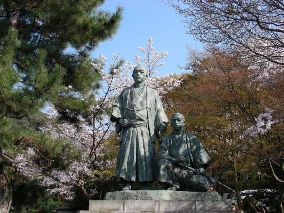 円山高台寺桜 092