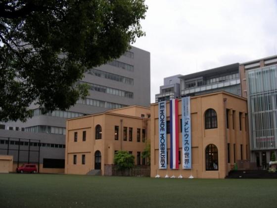 マンガ博物館 030