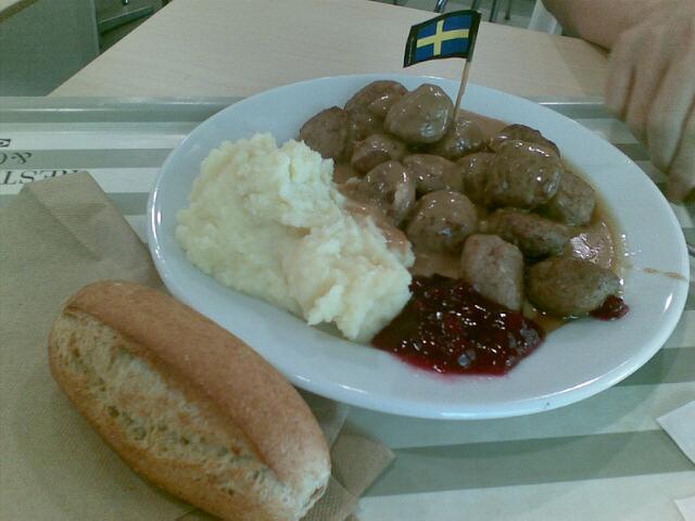 IKEA 北欧料理 シドニーIKEA