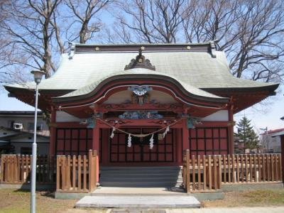 菅原神社の社殿