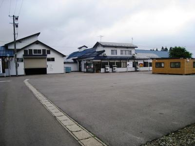 工場・事務所入口プレハブ