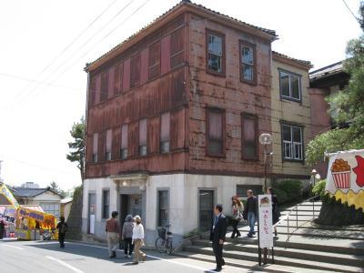 NKエージェントの事務所が入っているビルです。