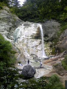 川原毛大滝1