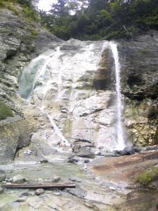 川原毛大滝2