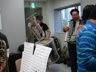 自由演奏会in新高島