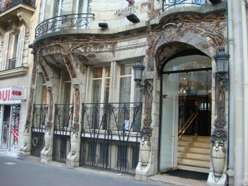 Hotel in Paris