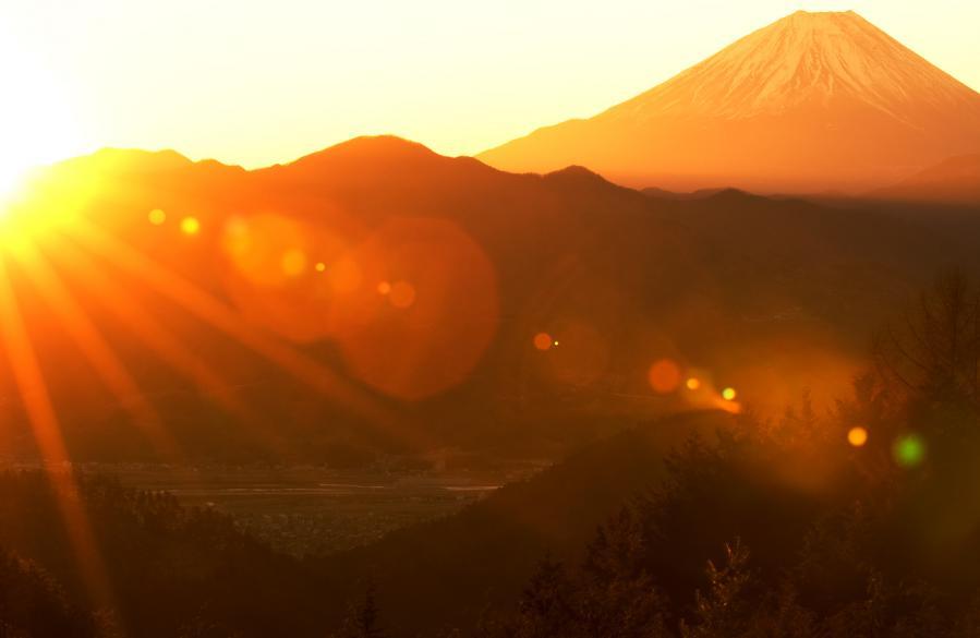 2011 01 30 焼け過ぎう富士山 (116)