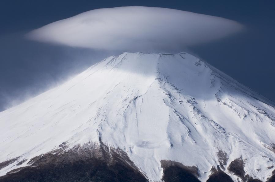 弐拾曲 富士山にUFO (130)