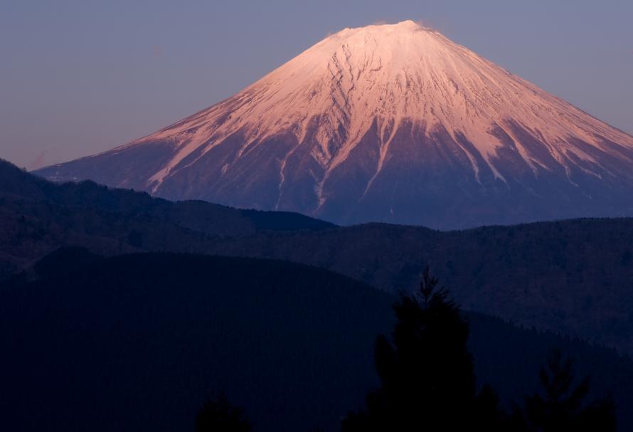 佐野峠 富士