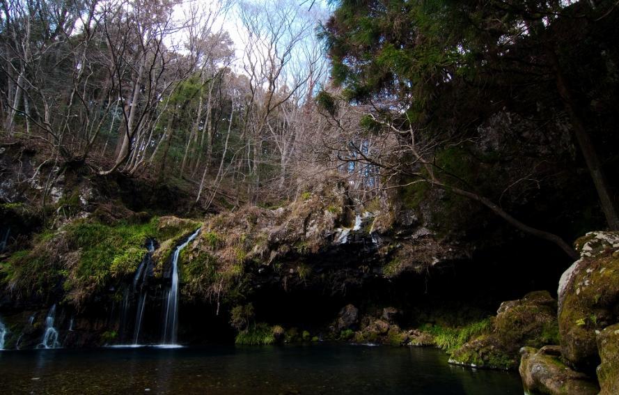 陣馬の滝@