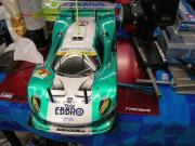 初走行!EBBRO 350R