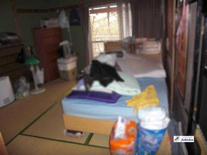 【施工事例vol.61】施工前:居室の住宅改修(畳敷き→板製床材への変更)