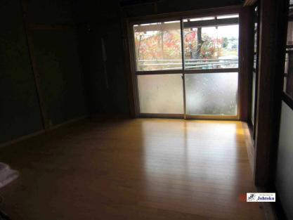 【施工事例vol.61】施工後:居室の住宅改修(畳敷き→板製床材への変更)