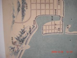 住吉神社周辺の昔6